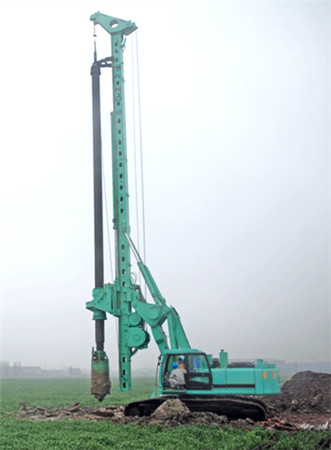 Rotary drilling rig,pilingmachine